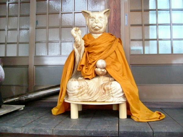 猫寺−雲林寺