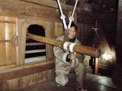 除夜の鐘(写真は東光寺様からお借りしています)