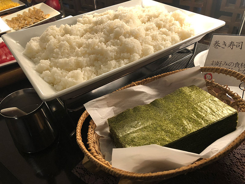寿司飯 のり