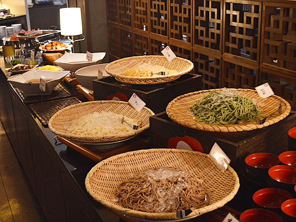 健康バイキング麺フェア-