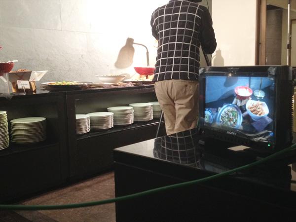 萩ケーブルCM撮影3