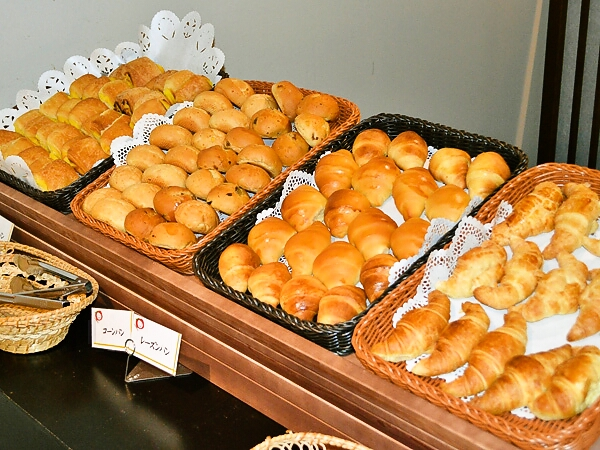 健康バイキング−パン