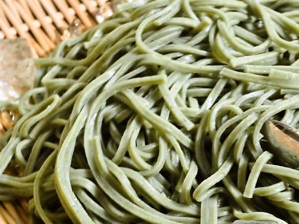 麺づくしフェア海藻麺