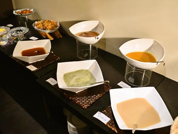 麺づくしフェアスープ