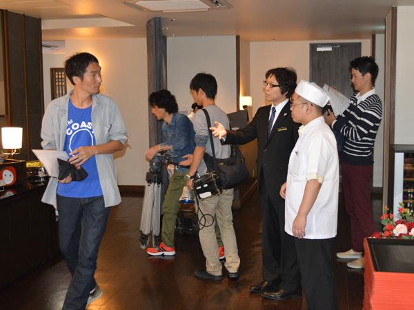 広島ホームテレビ Jステーション〜発車オーライ〜02