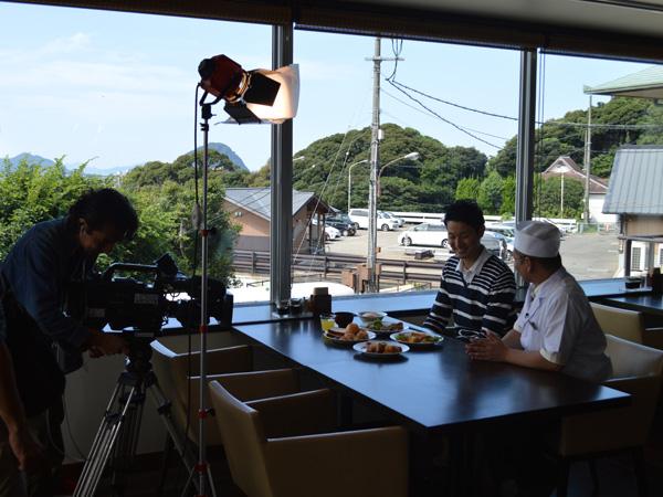広島ホームテレビ Jステーション〜発車オーライ〜04