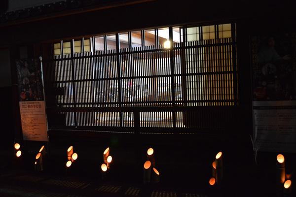 萩・竹灯路物語2