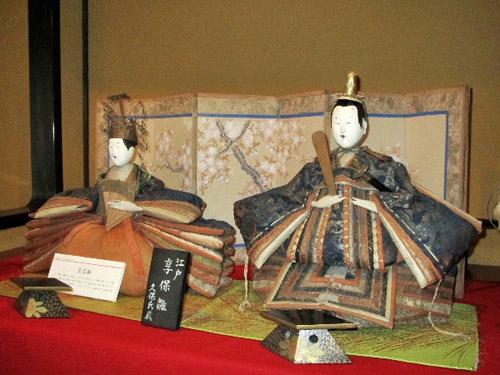 江戸時代の享保雛