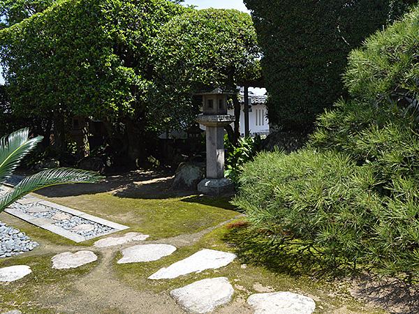 熊谷家住宅庭園