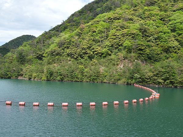 山の口ダム