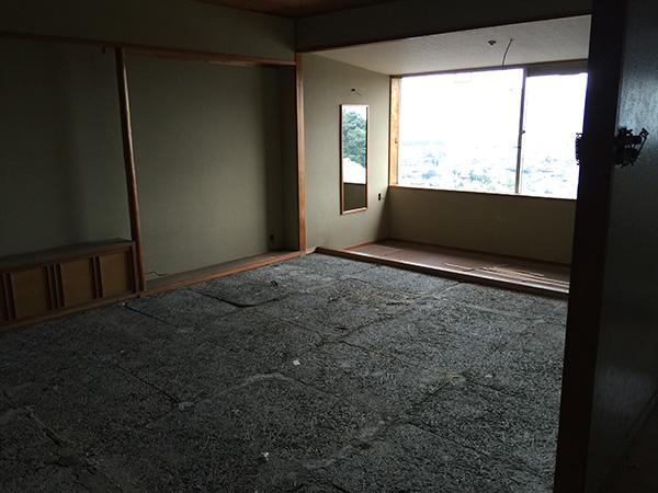 5階客室の一部改装