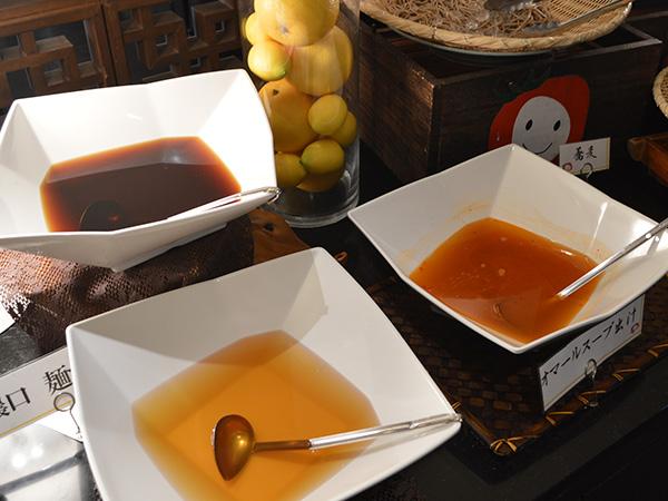 健康バイキング−麺フェアスープ