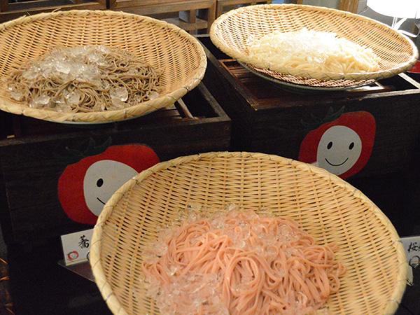 健康バイキング−麺フェア