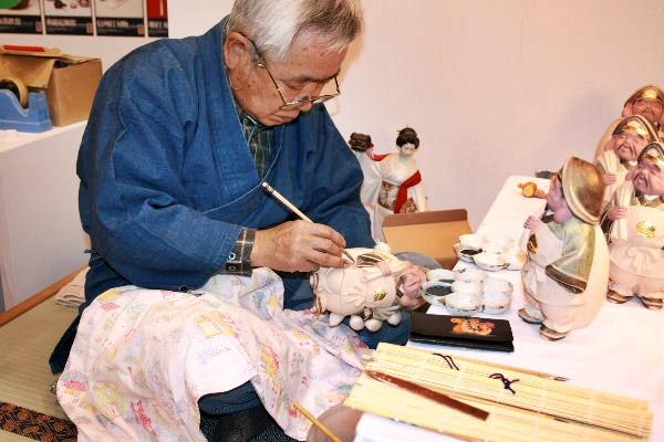 福岡 博多人形