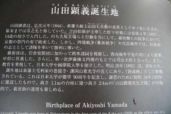 誕生地について