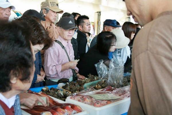 萩魚まつり