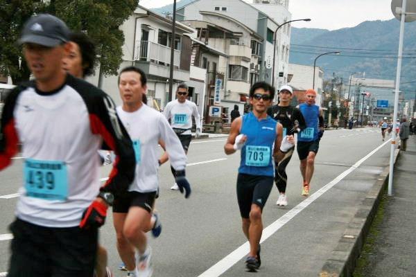 萩城下町マラソン2