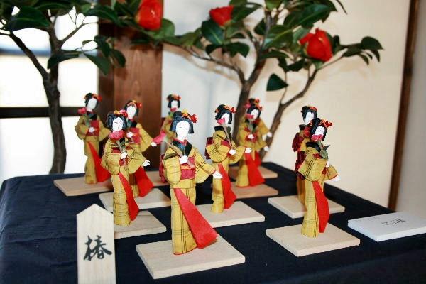 萩人形展2