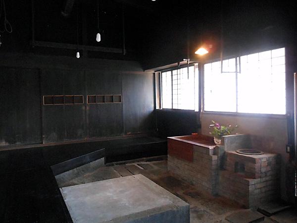 渡辺蒿蔵旧宅台所