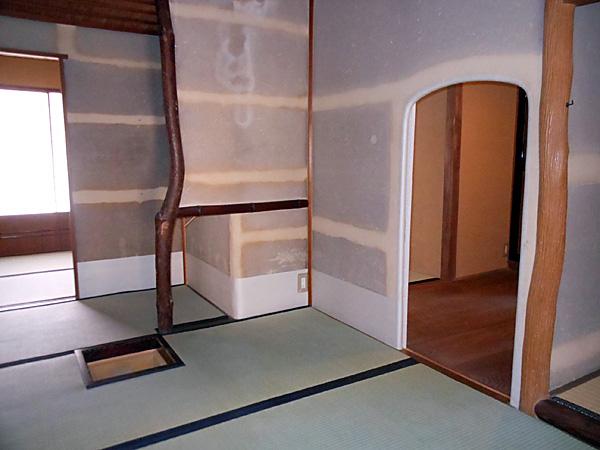 渡辺蒿蔵旧宅茶室
