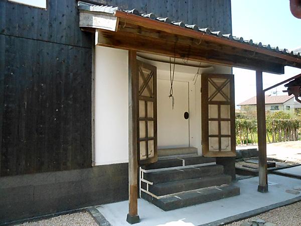 渡辺蒿蔵旧宅土蔵