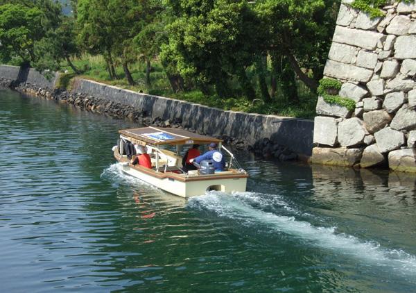 萩八景遊覧船5