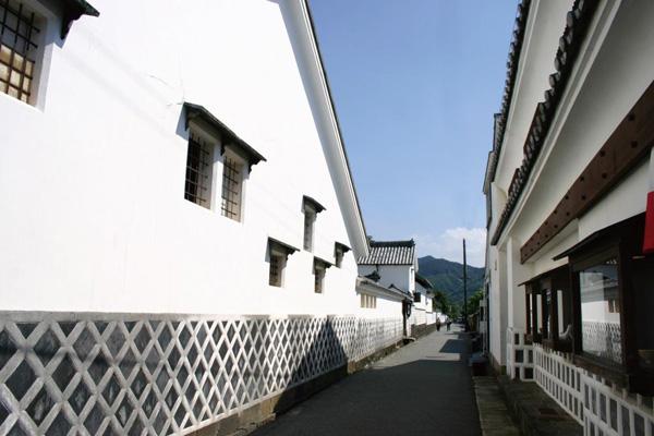 菊屋横町(萩城城下町)