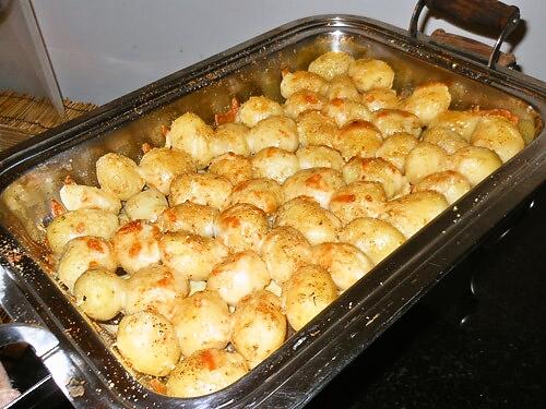 新メークイーンコンソメ煮チーズ焼き