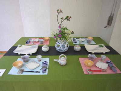 テーブルコーディネート展2.JPG