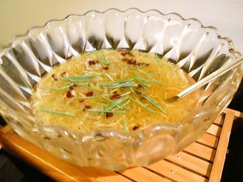 萩産たまげ茄子素麺