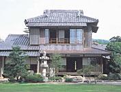 田中義一旧宅