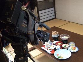 RNC西日本放送とことん!土曜?び!!撮影風景